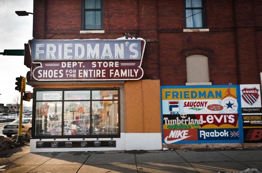 Friedman's Facade